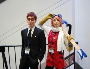 Amarao and Haruko