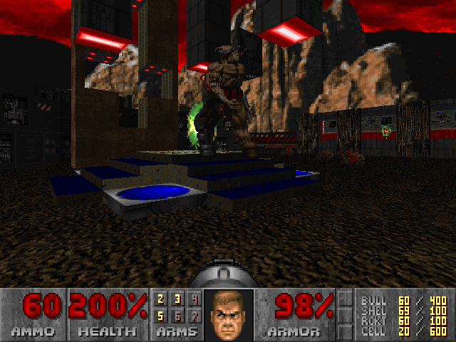 What's Awesome, Doom?: Doom the Way id Did – The Lost