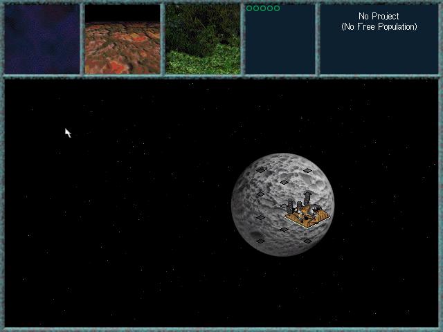Feculon II, Small Husk-Class Planet