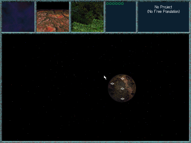 Elwyssen II, Tiny Primordial-Class Planet