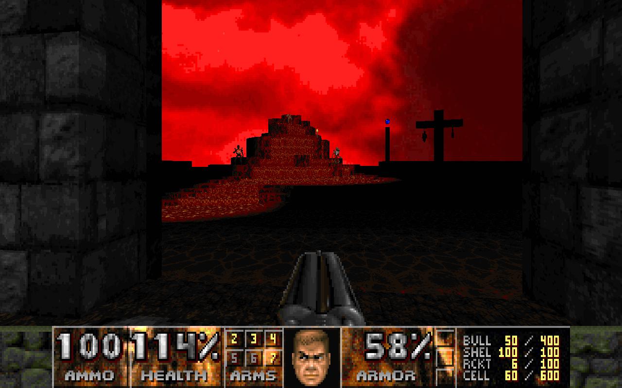 What's Awesome, Doom?: Scythe II – digitaleidoscope
