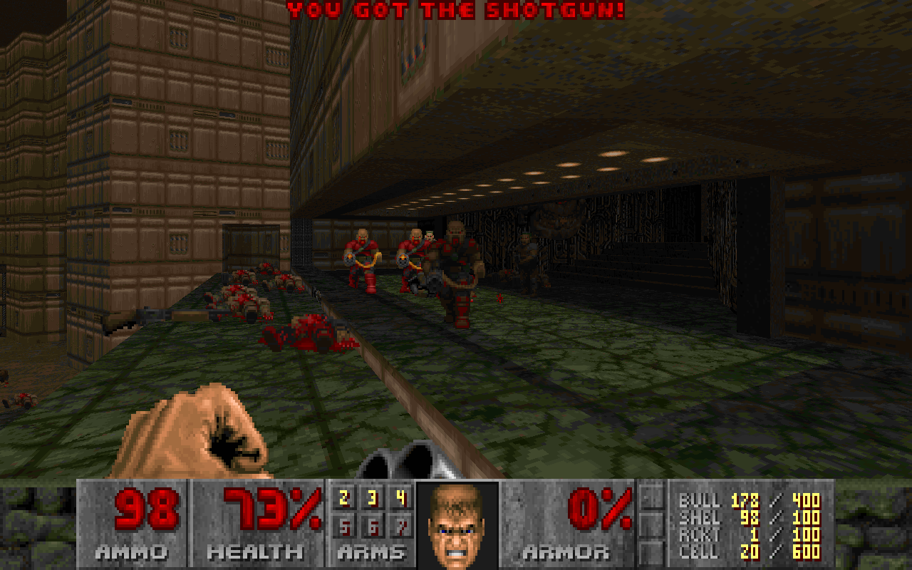 What's Awesome, Doom?: OCD-Doom – digitaleidoscope