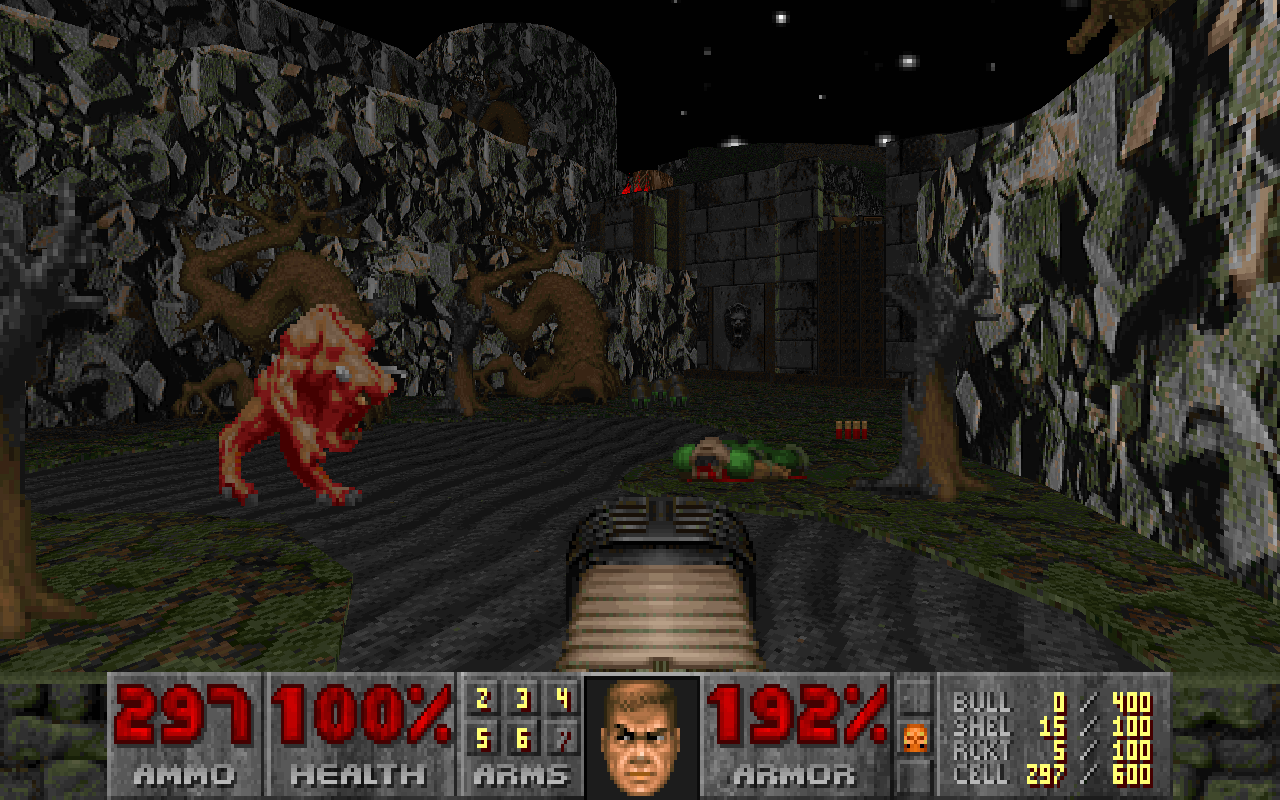 """The """"What's Awesome, Doom?"""" One-Map WADstravaganza"""