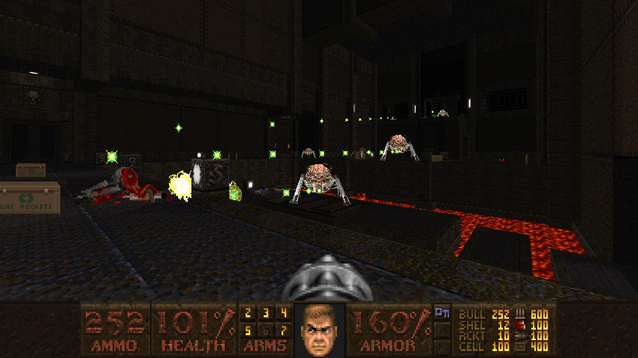 What's Awesome, Doom?: Dimension of the Boomed