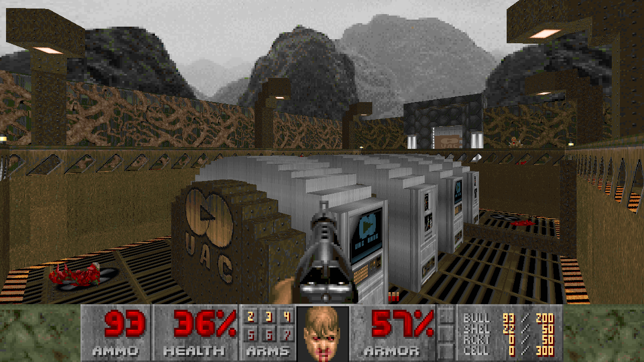 What's Awesome, Doom?: Mapgame – digitaleidoscope